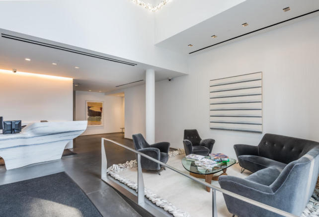 Reception at 515 West 23rd Street