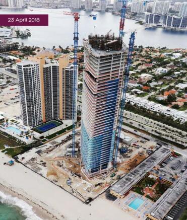 Armani Construction view 1 - 23 May 2018