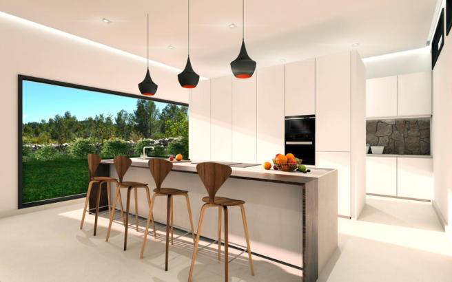 PALMA ONE HD KITCHEN 2