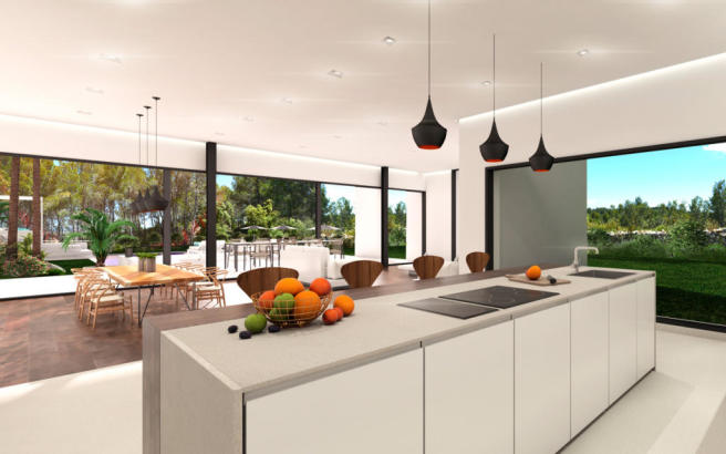 PALMA ONE HD KITCHEN 1