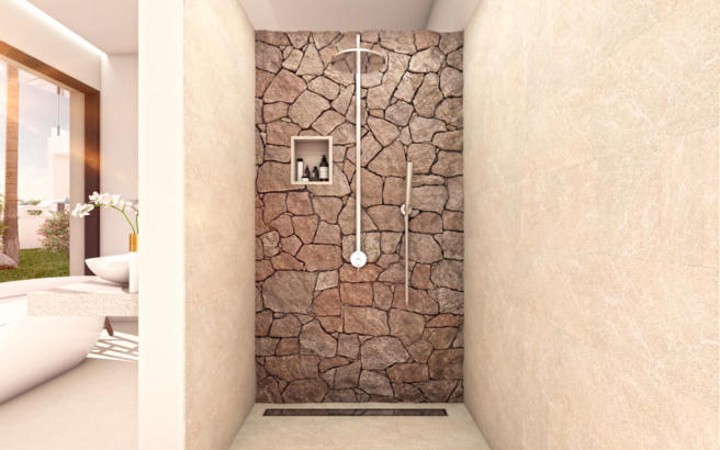 PALMA ONE HD MASTER SHOWER