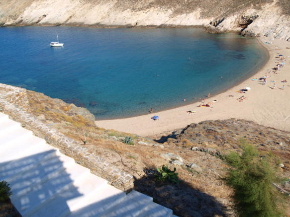 Beach Fokos Mykonos