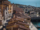 Marina view towards Portopiccolo Village and apartments