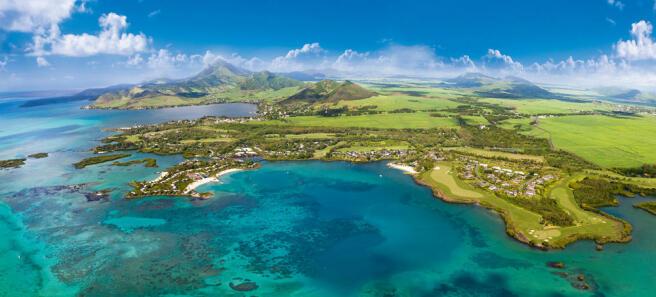 Anahita Mauritius Aerial HR