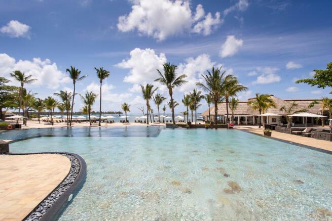 Anahita Mauritius - Rive Est (dining room premium villas)