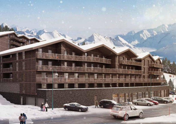 38 Les Deux Alpes - Le Hameau - 1