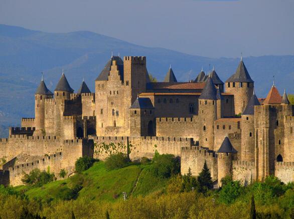 Carcassonne N153