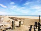 Gruissan plage in March