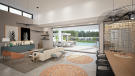 Arokaria Luxury Villa For Sale Mauritius Living