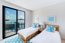 Panigia Beach Penthouse D twin bedroom