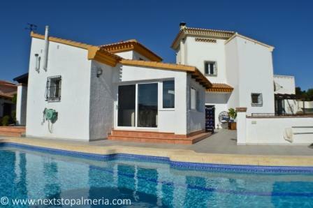 Pool & property
