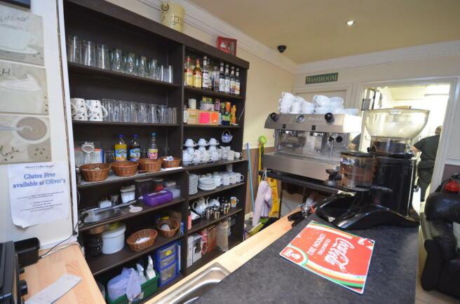 Counter/Coffee Ba...