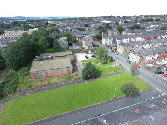 Aerial View of Si...