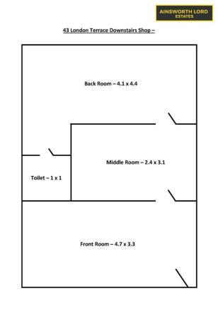 Floor Plan of Sho...