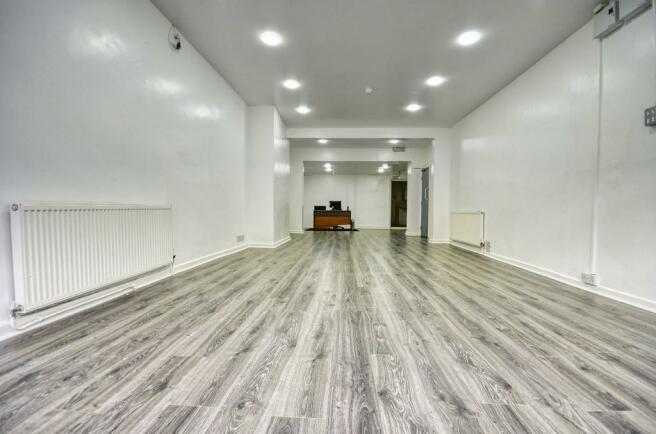 Huge Ground Floor...