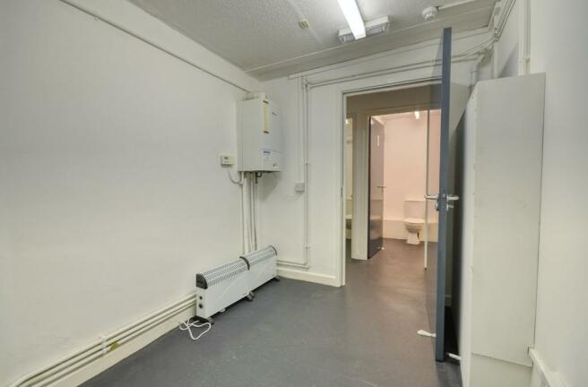 Rear Rooms