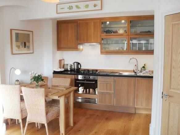 Integral Kitchen