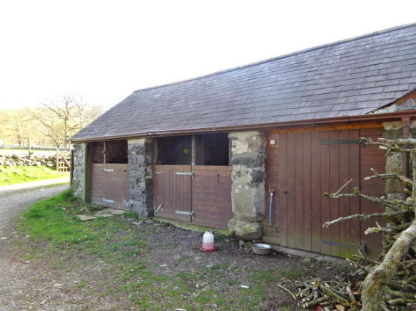 STORE SHED/STABLES 1