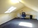 Attic/Hobbies room
