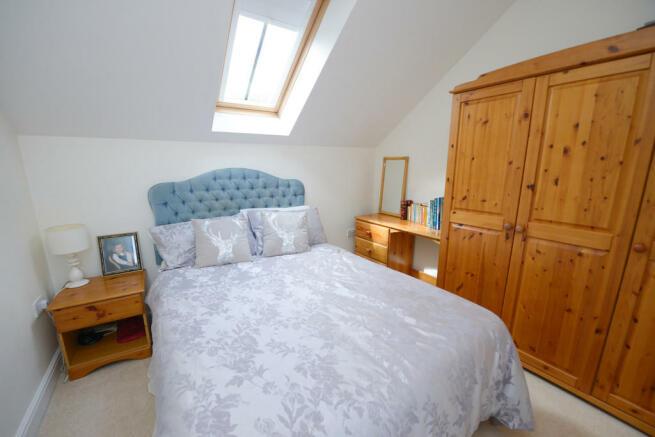 The Barn Bedroom ...