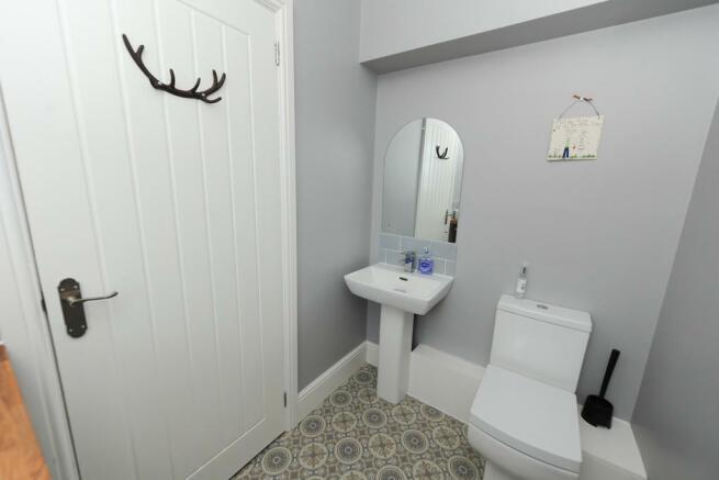 W.C/Utility Room