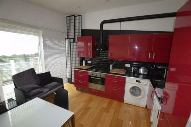 Open Plan Kitchen/Lounge/Dining area