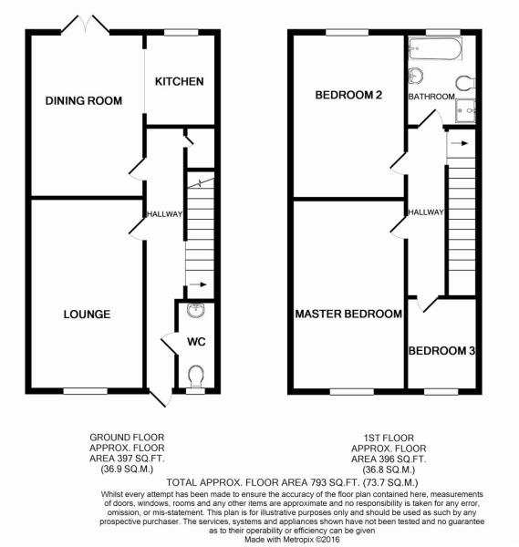 Floor Plan Clipstone