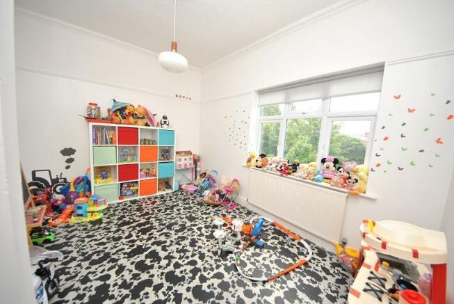 Bedroom 4/ Playroom
