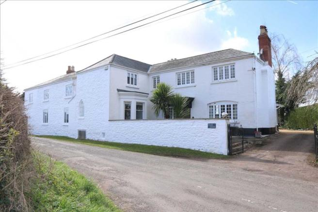 6 Bedroom Detached House For Sale In Bridstow Ashe Leigh