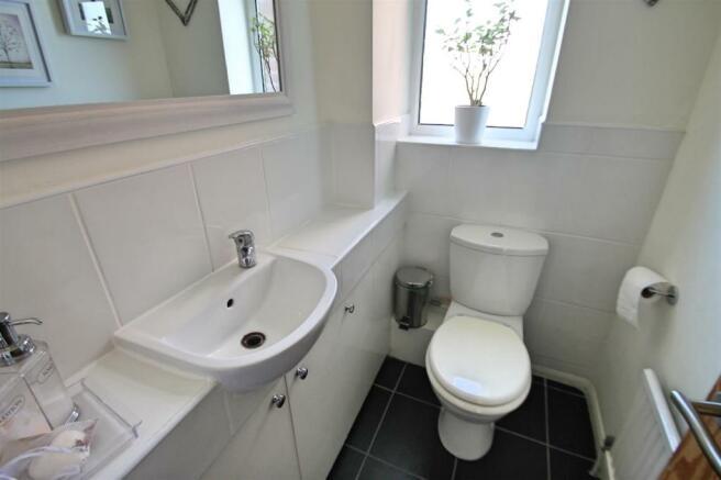 Guest WC:
