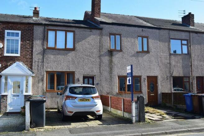 2 Bedroom Terraced House To Rent In Worsley Street Golborne WA3