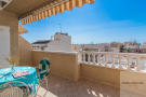 1 bed Penthouse for sale in Torrevieja, Alicante...