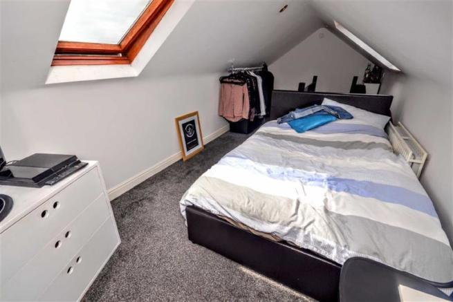 LOFT ROOM/FOURTH BEDROOM