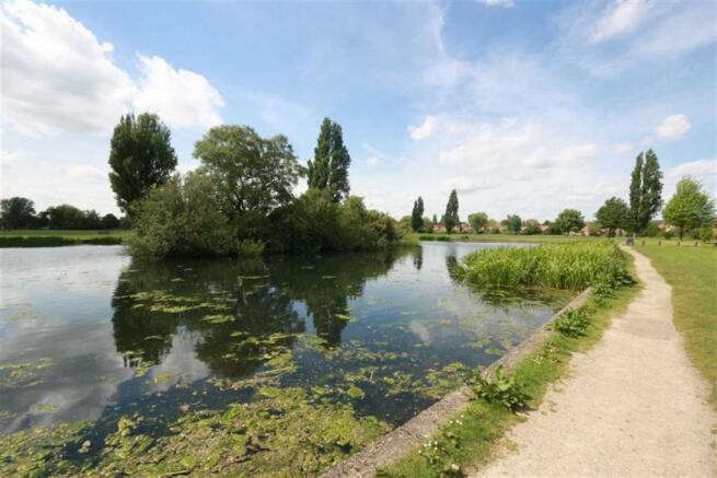 Pickering Park Pond