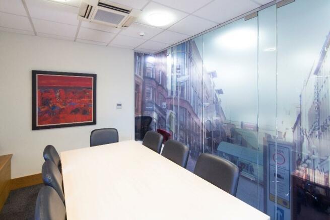Smaller Boardroom