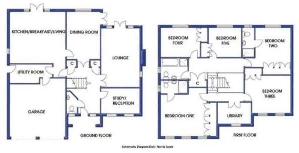 Generic Finsbury Floorplan