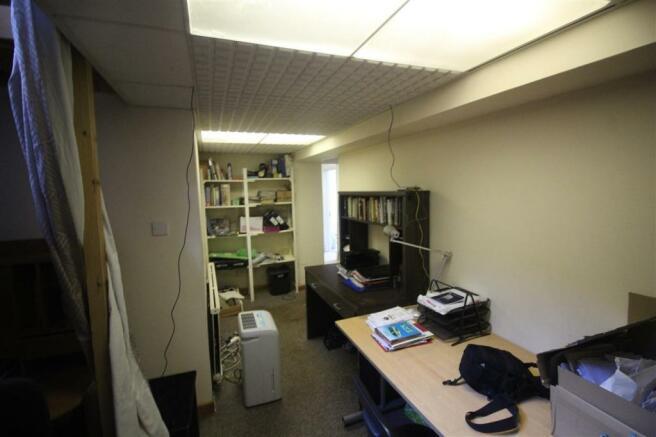 Hallway / Office