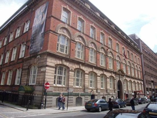 3 bedroom flat for sale in The Albany, 8 Old Hall Street ...