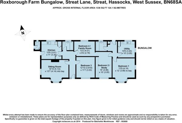 Floorplan - Existing
