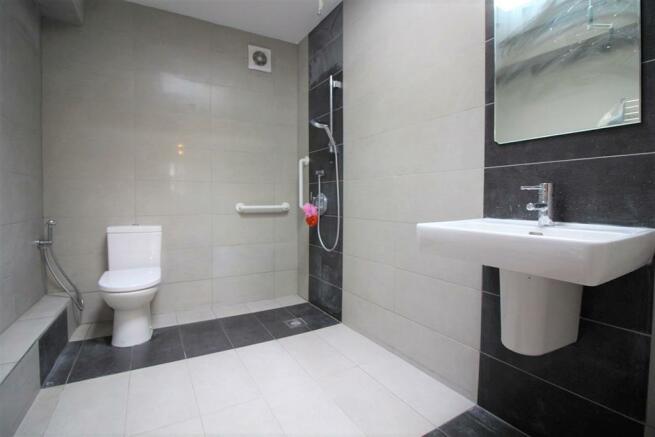 Wet Room/ WC