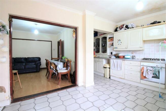 Kitchen & Reception Room