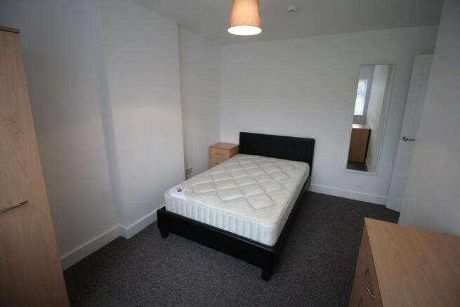 Upstairs Rear Bedroom