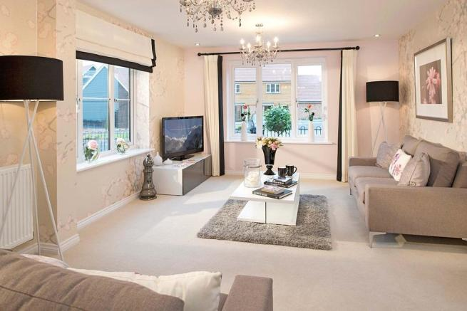 Cool Taylor Wimpey 5 Bedroom Homes Largest Home Design Picture Inspirations Pitcheantrous
