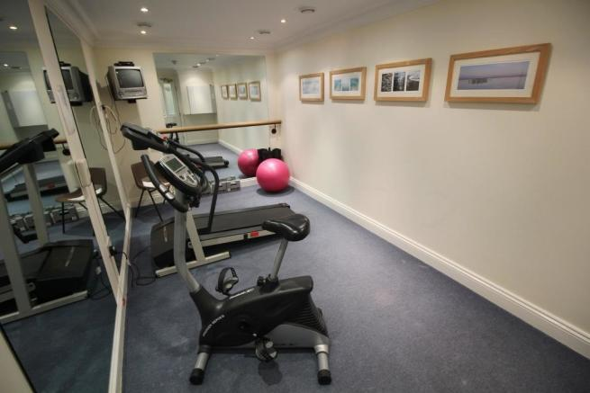 41 Calcot Priory Fitness suite.JPG