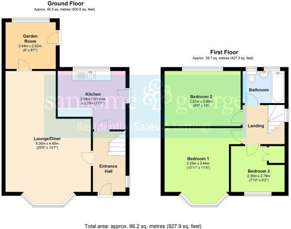 61 Hildens Drive Floorplan.JPG