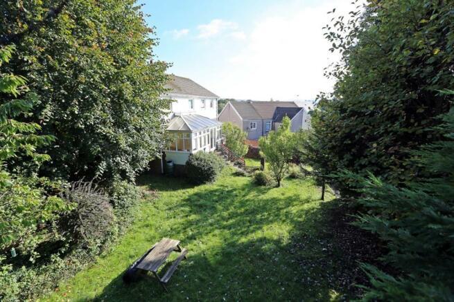 Garden & Rear View