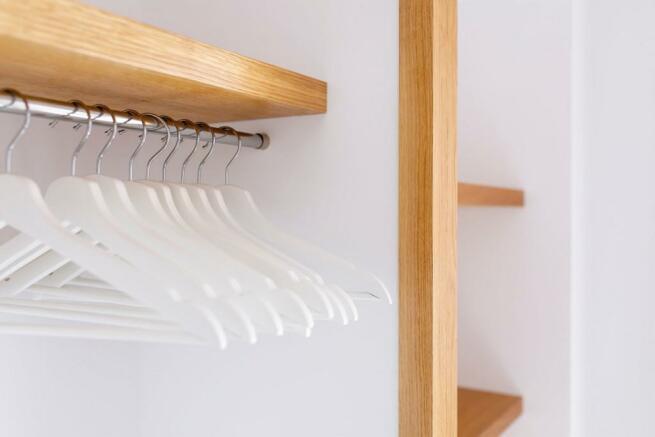 Open cupboards - exa
