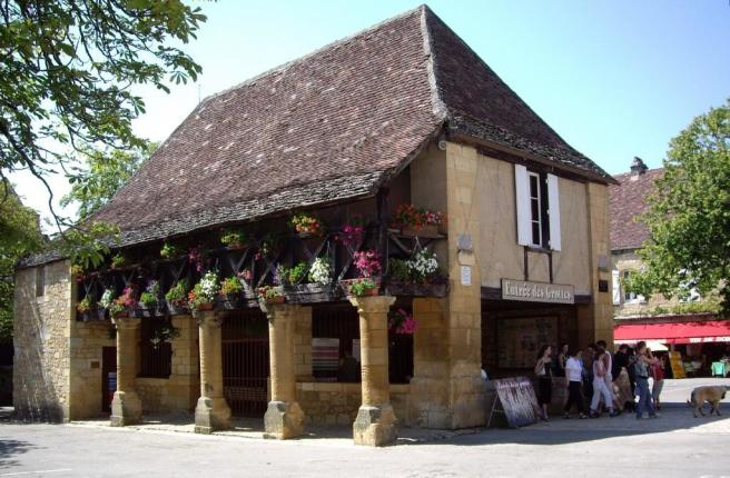 Village in Dordogne