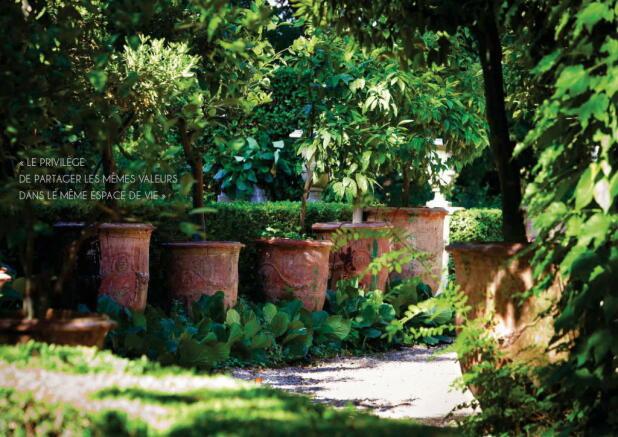 Development gardens
