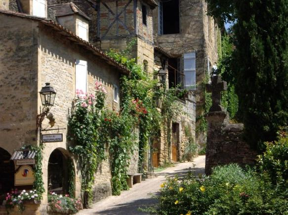 Street in Sarlat